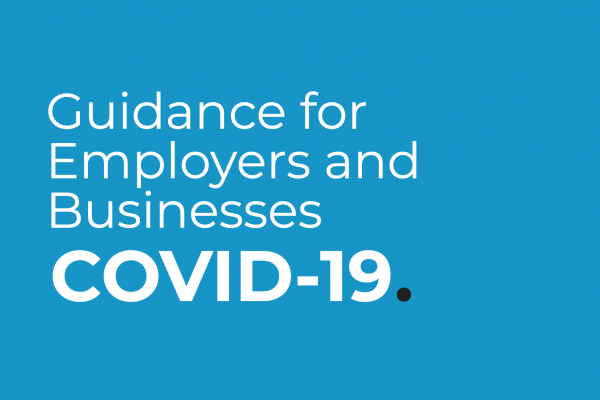 COVID-19 Guidance for Employers and Businesses