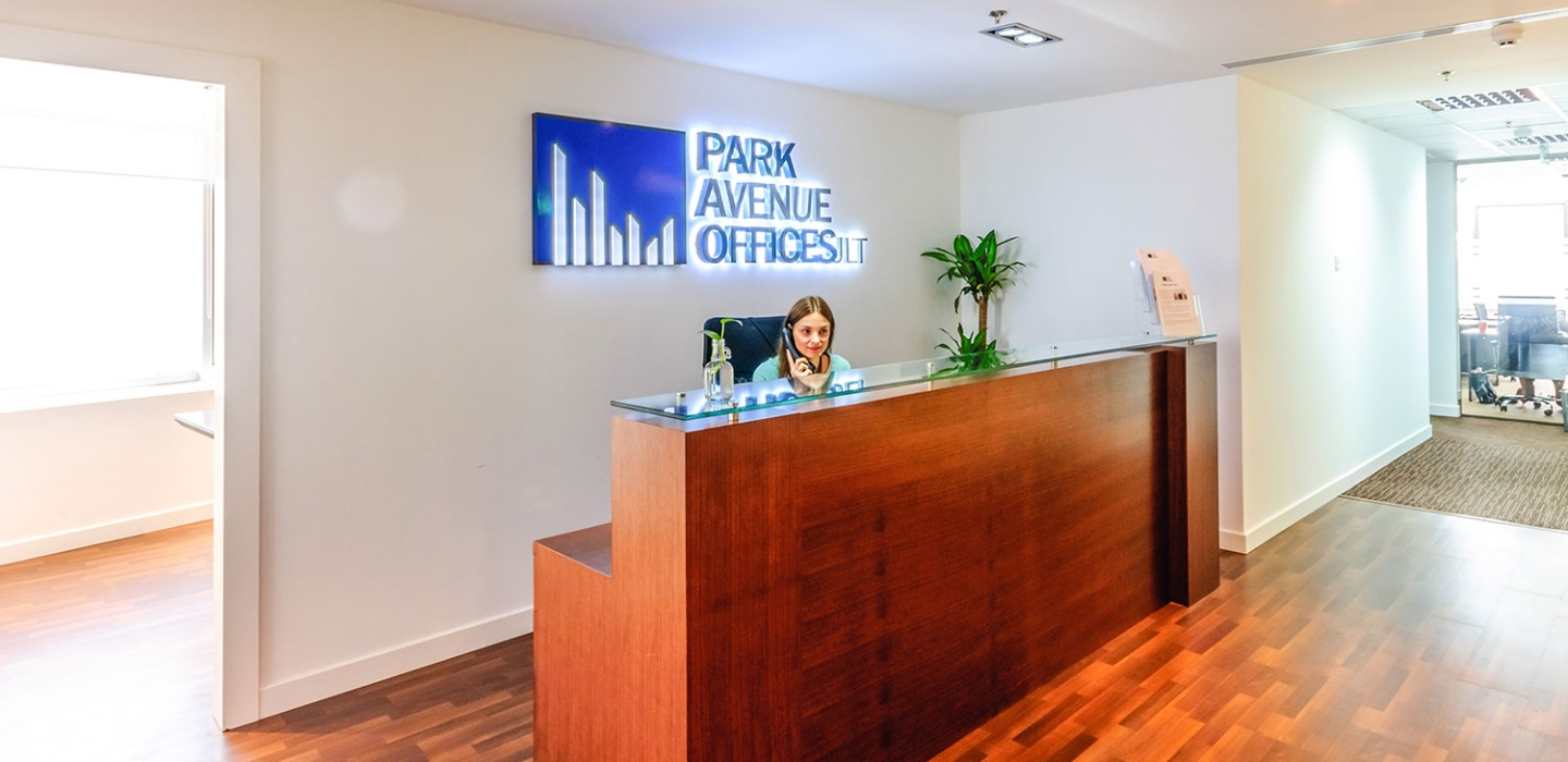 Park Avenue Office DMCC