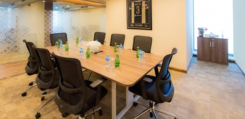 The Executive Lounge Dubai