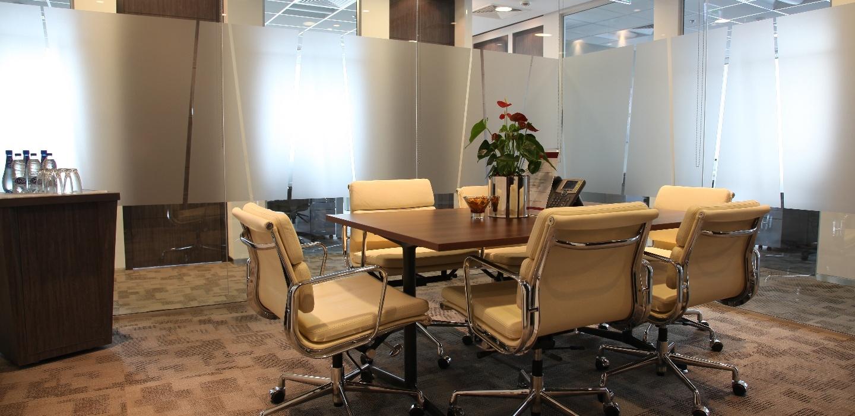 Bisdesk | Regus Downtown - Membership - Flexi Desk